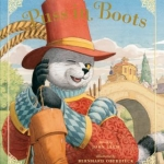 """""""Puss in Boots"""" by Cech book cover"""
