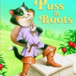 """""""Puss in Boots"""" by Findlay book cover"""