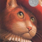 """Puss in Boots"" by Perrault book cover"