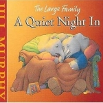 """DC Public Library Catalogue Link to """"A Quiet Night In"""" book"""