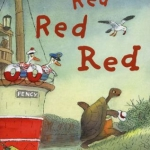 """Red Red Red"" book cover"