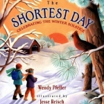 Cover image of the book The Shortest Day