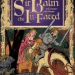 """""""The Adventures of Sir Balin"""" book cover"""