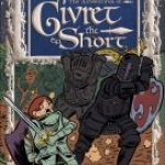 """The Adventures os Sir Givret"" book cover"