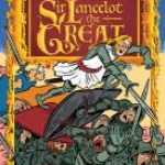 """The Adventures of Sir Lancelot the Great"" book cover"