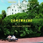 """A poster for """"Somewhere"""""""