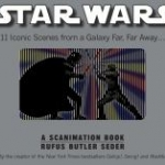 """Star Wars"" book cover"