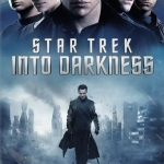 Star Trek Into Darkness DVD cover.