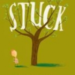 """Stuck"" book cover"