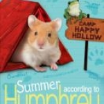 """""""Summer According to Humphrey"""" book cover"""