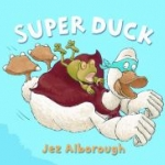 """Super Duck"" book cover"