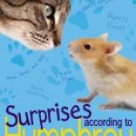 """""""Surprises according to Humphrey"""" book cover"""