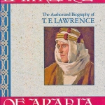 Lawrence of Arabia book cover.