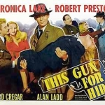 This Gun for Hire Movie Poster