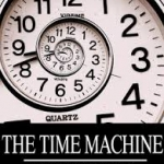 """Image of book cover for """"The Time Machine"""""""