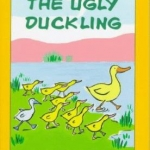 """""""The Ugly Duckling"""" by Ziefert book cover"""