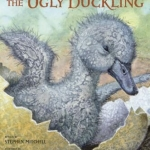 """The Ugly Duckling"" by Mitchell book cover"
