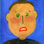 """""""Walter Was Worried"""" by Laura Vaccaro Seeger"""