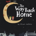"""The Way Back Home"" book cover"