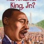 """Who was Martin Luther King, Jr."" book cover"