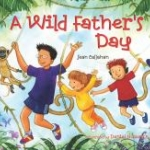 "Book cover for ""A Wild Father's Day"""