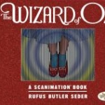 """Wizard of Oz"" book cover"
