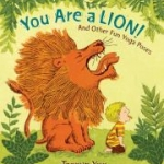 You are a lion book cover