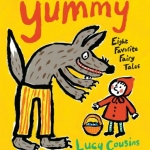 """""""Yummy"""" book cover"""