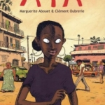 "Image of the cover of ""Aya"""