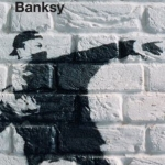Banksy- Wall and Peace Cover