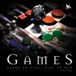Games : learn to play, play to win book cover