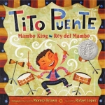 bookcover Tito Puente Mambo King By Monica Brown