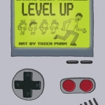 Book cover for Level Up by Gene Yang