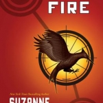 Catching Fire by Suzanne Collins book cover