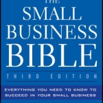 Cover image of The Small Business Bible