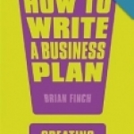How to Write a Busness Plan - Finch