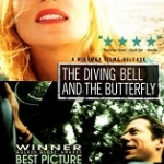 "Poster from ""The Diving Bell and the Butterfly"""