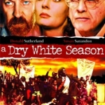 "Poster for ""A Dry White Season"""