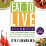 Eat To Live Cookbook cover