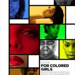 """Poster of """"For Colored Girls"""""""