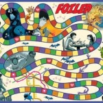Image of a board game similar to chutes and ladders.