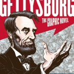 "Cover art for ""Gettysburg: A Graphic Novel"""