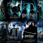 Images of Harry Potter movies
