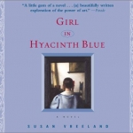 """Image of book cover for """"Girl in Hyacinth Blue"""""""