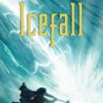 Cover shows a giant glacier, and a person hitting it with a sledgehammer