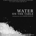 Film Poster for Water on the Table