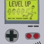 Level Up book cover