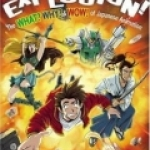 Anime explosion! book cover