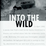 """Jacket of """"Into the Wild"""""""