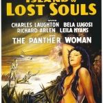 Movie poster for Island of Lost Souls